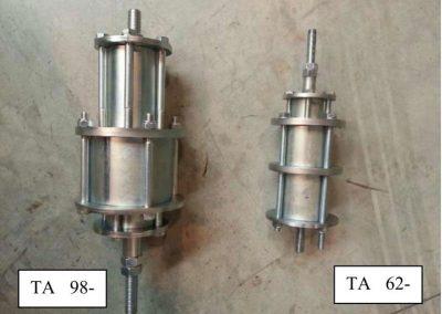 Dissipatori DMB 62-25 e DMB 98-40 oggetto di sperimentazione