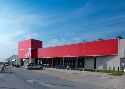 Ingresso EST centro commerciale ESP
