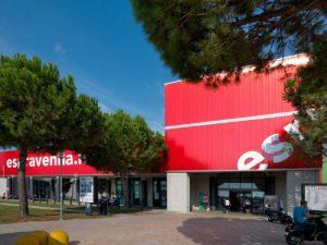 Ingresso sud centro commerciale ESP
