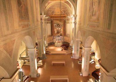 Stato del museo ad ultimazione lavori