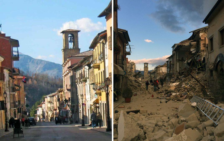 Terremoto di magnitudo Ml 6 in centro Italia nelle province di Rieti, Ascoli Piceno e Perugia