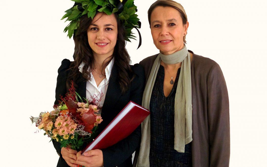 Laurea Magistrale Selma Cara