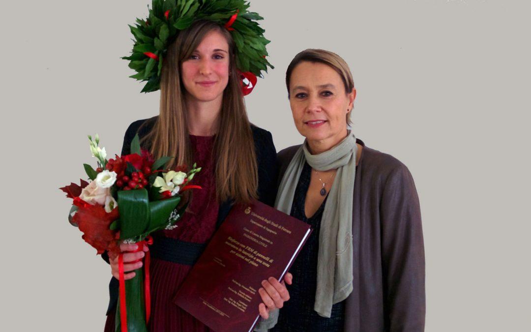 Laurea Magistrale Valentina Mucchi