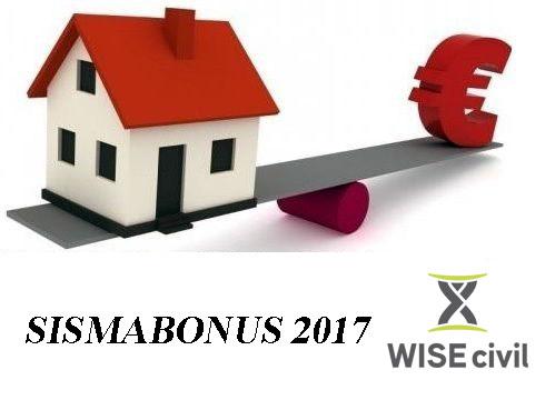 Il Sismabonus è legge! Le principali novità.