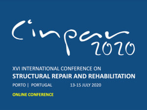 XVI international conference on structural repair and rehabilitation | 13-15 july 2020 | Porto | Portugal